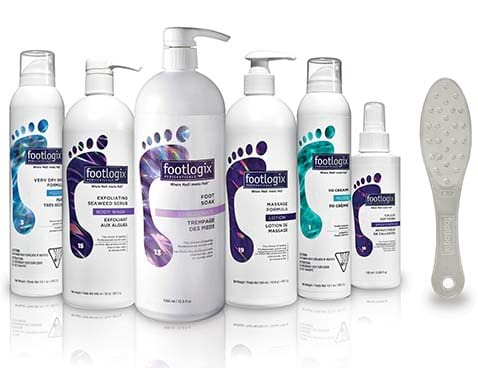 מוצרי Footlogix