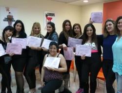 קבלת תעודות נייל סטודיו חיפה