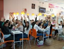 כיתת לימוד נייל סטודיו אשקלון