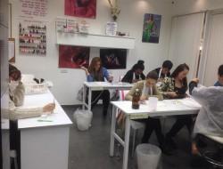 כיתת לימוד גלריה נייל סטודיו לוד