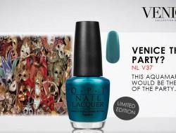 קולקציית סתיו חורף 2015 - ונציה OPI